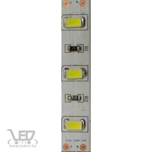 Beltéri hidegfehér 60LED/m 5630 chip 16 W 1660 lm/m LED szalag