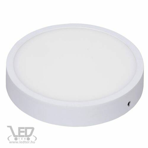Hidegfehér-6000K 24W=140W 1800 lumen Kör alakú LED UFO lámpa