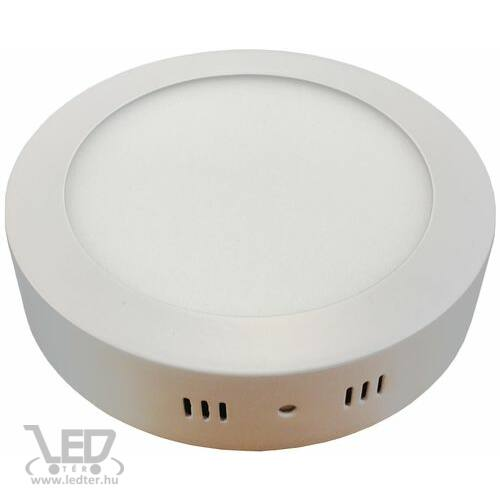 Kör alakú LED UFO lámpa hidegfehér 18W 1550 lumen