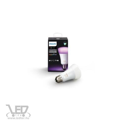 PHILIPS HUE White and Color Ambiance bulb 10W E27 DIM A60 okosvilágítás