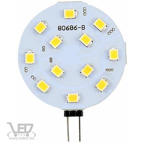 Dimmelhető G4 kapszula LED izzó melegfehér 2,4W 180 lumen