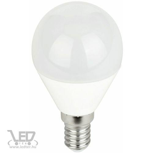 Kisgömb E14 LED izzó melegfehér 7W 700 lumen