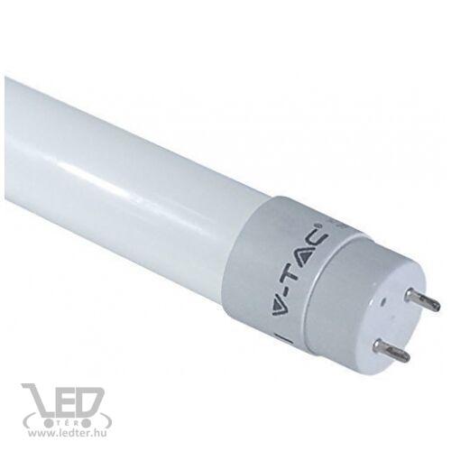 T8 LED fénycső 120cm melegfehér 18W 1600 lumen