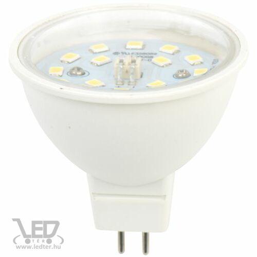 MR16 átlátszó burás LED izzó Középfehér 7W 790 lumen