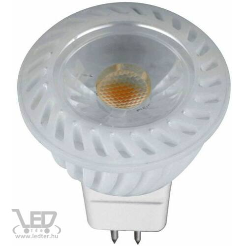 MR16 COB LED izzó hidegfehér 4W 520 lumen