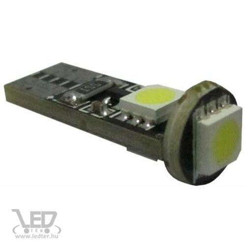 T5 zöld színű Canbus műszerfal világító autós LED