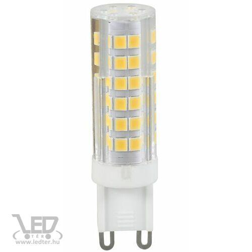 G9 kapszula LED izzó melegfehér 6W 630 lumen