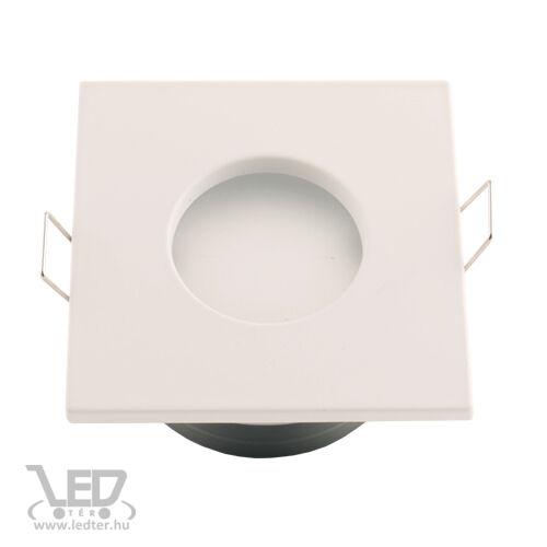 Beépíthető spot lámpatest, alumínium fehér, IP65