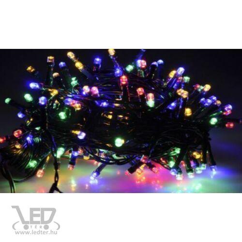Karácsonyi LED fényfüzér, rizsszem füzér IP44, kültérre is! 300 db RGB LED