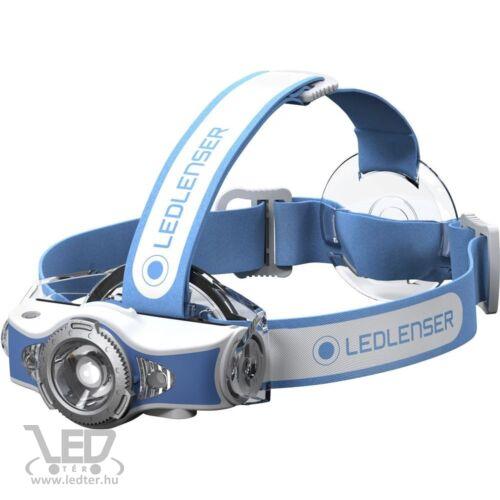 LedLenser MH11 kék tölthető fejlámpa Bluetooth 1000 lm 18650