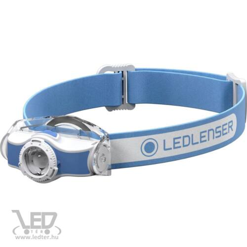LedLenser MH3 outdoor LED fejlámpa 200lm 1xAA kék