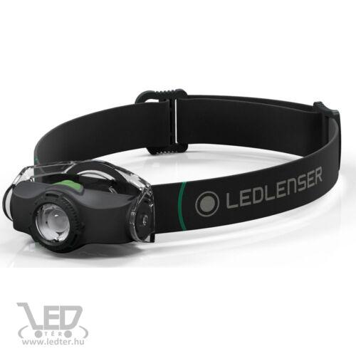 LedLenser MH4 outdoor LED fejlámpa 200lm/130m 1xAA fekete