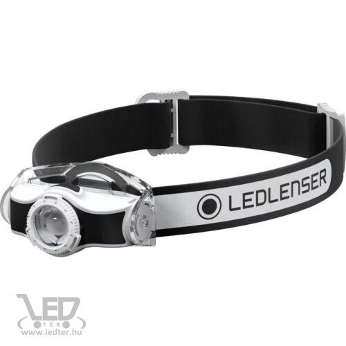 LedLenser MH5 tölthető LED fejlámpa 400lm/180m 1x14500 Li-ion, fekete