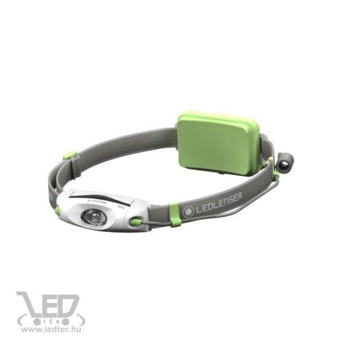 LedLenser NEO4 240lm fejlámpa zöld