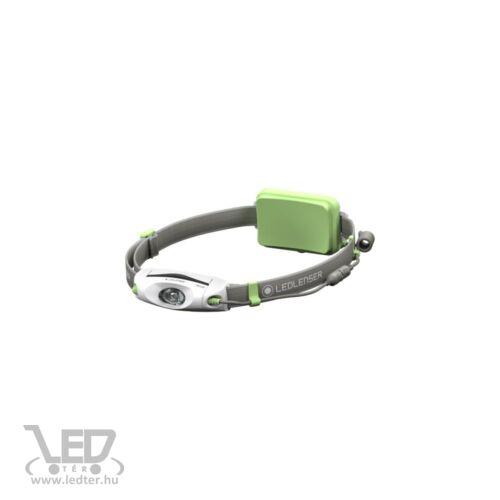 LedLenser NEO6R 240lm tölthető fejlámpa zöld - Li-Polymer akku
