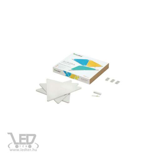 NANOLEAF AURORA SMARTER KIT 3 paneles kiegészítő csomag