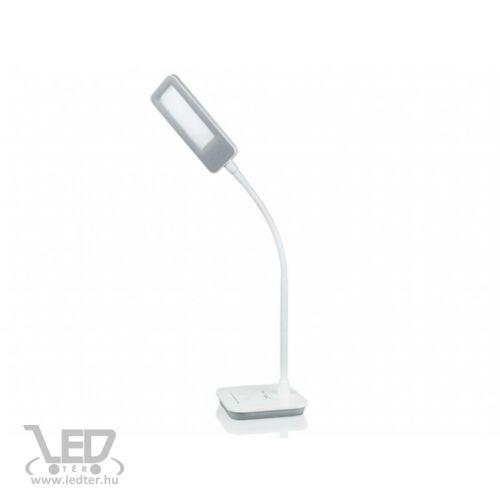 V-TAC 7W hidegfehér-5000K 400 lumen fehér ház LED olvasólámpa