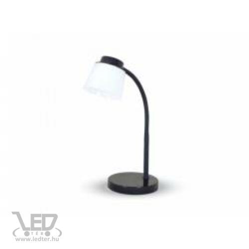 V-TAC 5W középfehér-4000K 360 lumen fekete ház LED olvasólámpa