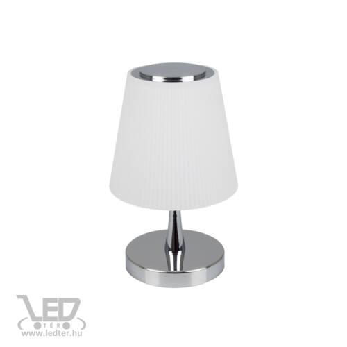 V-TAC 5W középfehér-4000K 300 lumen króm+fehér LED olvasólámpa