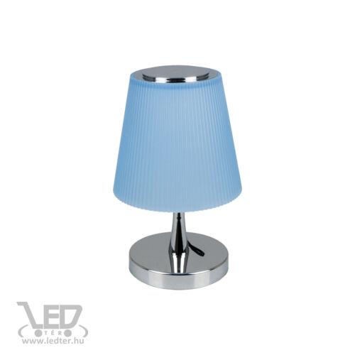 V-TAC 5W középfehér-4000K 300 lumen króm+kék LED olvasólámpa